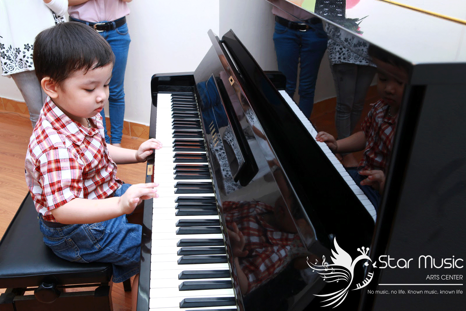 Dạy đàn Piano trẻ em
