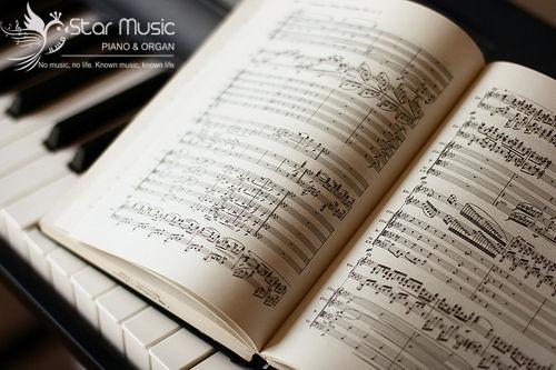 Kiến thức về học Piano