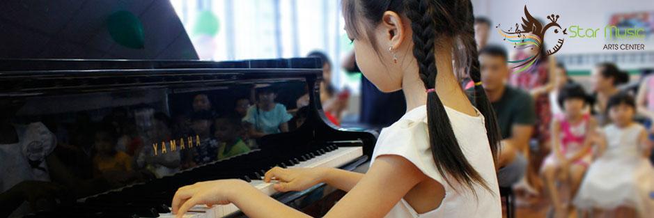 Phong cách trình diễn Piano trên sân khấu